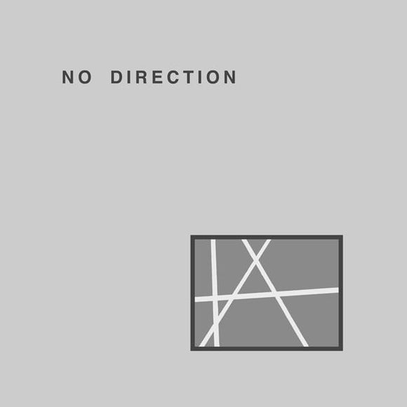 NO DIRECTION - S/T LP