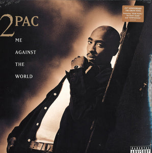 2 PAC - ME AGAINST THE WORLD Vinyl LP