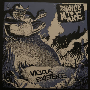 CHOICE TO MAKE - VICIOUS EXISTENCE 7""
