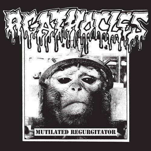 AGATHOCLES - MUTILATED REGURGITATOR LP