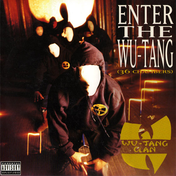 WU-TANG CLAN - ENTER THE WU-TANG (36 CHAMBERS) Vinyl LP