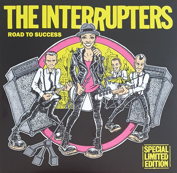 THE INTERRUPTERS - ROAD TO SUCCESS Vinyl LP