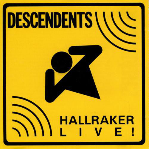 DESCENDENTS - HALLRAKER LP