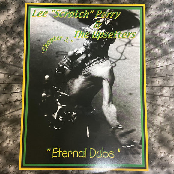 LEE SCRATCH PERRY & THE UPSETTERS - ETERNAL DUB Vinyl LP