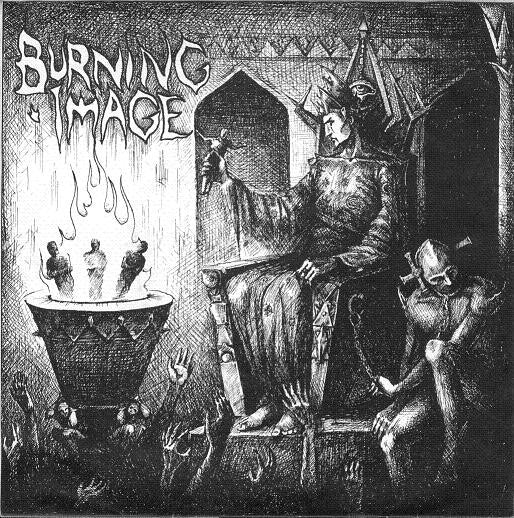 PRE-ORDER: BURNING IMAGE - THE FINAL CONFLICT Vinyl 7