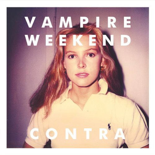 VAMPIRE WEEKEND - CONTRA LP