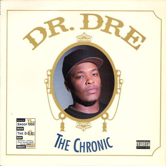 DR. DRE - THE CHRONIC Vinyl LP