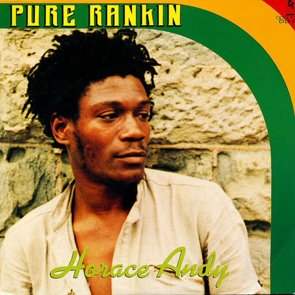 HORACE ANDY - PURE RANKIN LP