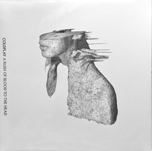 COLDPLAY - A RUSH OF BLOOD LP