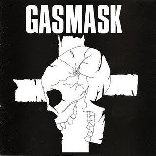 GASMASK / COWARD - SPLIT Vinyl LP