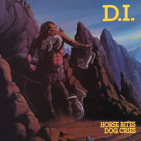 DI - HORSE BITES DOG CRIES Vinyl LP