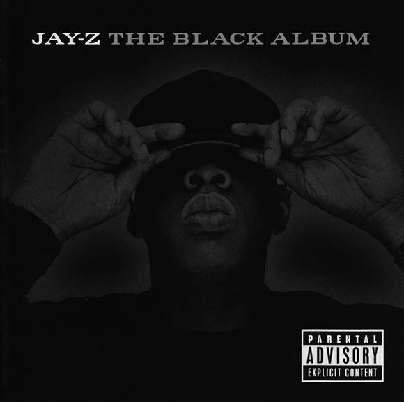 JAY-Z - THE BLACK ALBUM LP