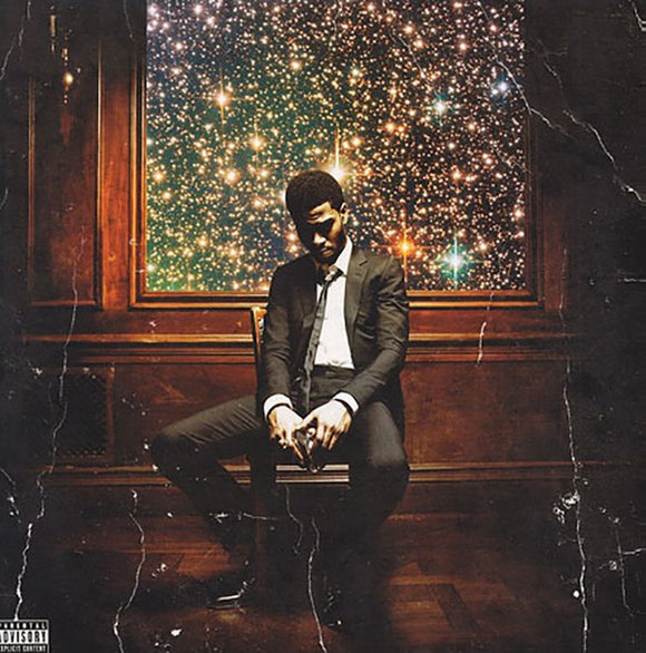 KID CUDI - MAN ON THE MOON II Vinyl LP