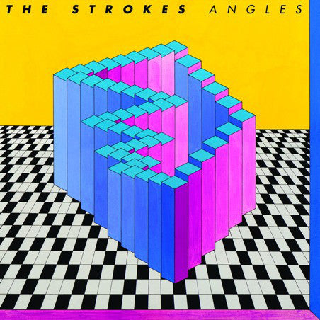 STROKES - ANGLES LP