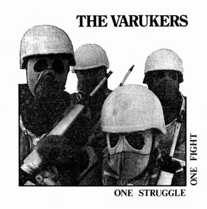 VARUKERS - ONE STRUGGLE ONE FIGHT LP
