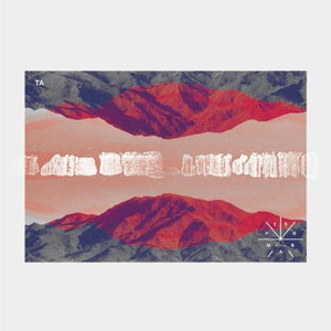 TOUCHE AMORE - PARTING THE SEA LP