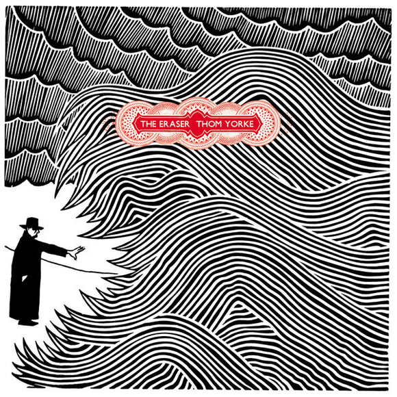 THOM YORKE - THE ERASER LP
