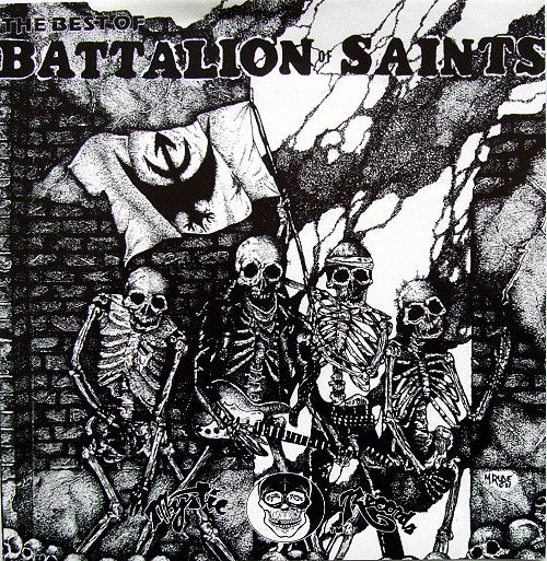 BATTALION OF SAINTS - BEST OF Vinyl LP