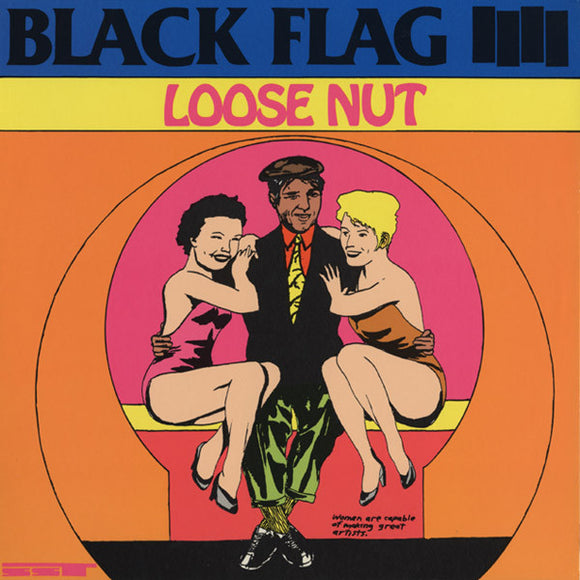 BLACK FLAG - LOOSE NUT Vinyl LP