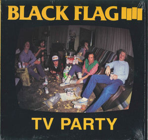 BLACK FLAG - TV PARTY 12""