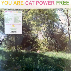 CAT POWER - YOU ARE FREE Vinyl LP