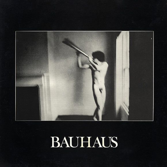 BAUHAUS - IN THE FLAT FIELD LP