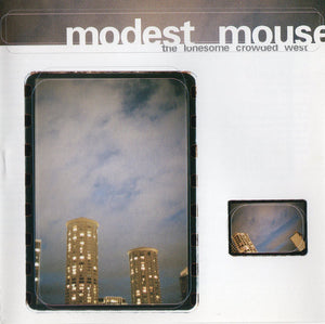 MODEST MOUSE - LONESOME CROWDED WEST Vinyl 2xLP