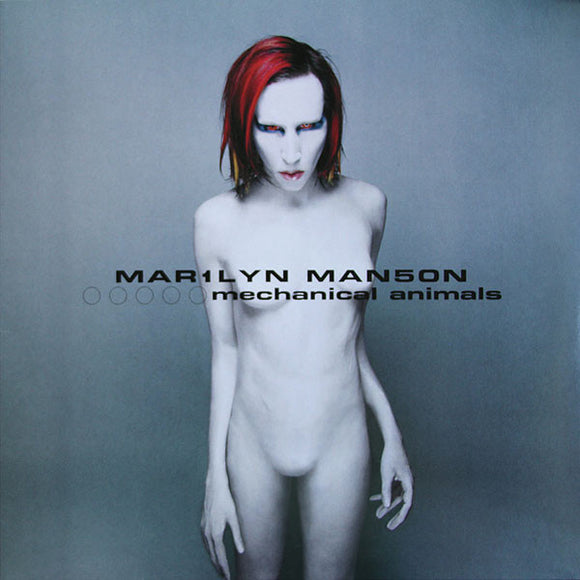 MARILYN MANSON - MECHANICAL ANIMALS Vinyl 2xLP