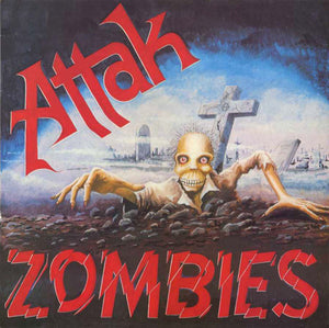 ATTAK - ZOMBIES Vinyl LP