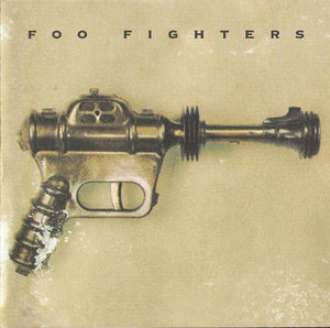 FOO FIGHTERS - S/T LP