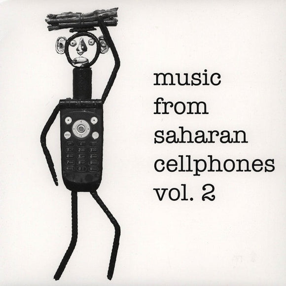 V/A - MUSIC FROM SAHARAN CELLPHONES VOL.2 LP