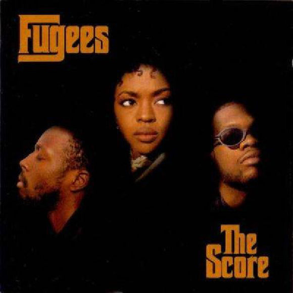 FUGEES - THE SCORE Vinyl LP