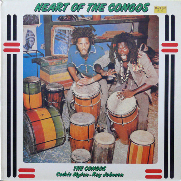 THE CONGOS - HEART OF THE CONGOS LP