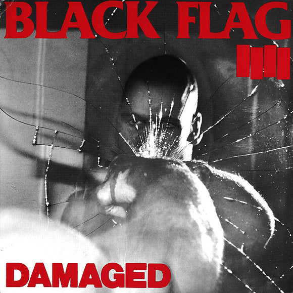 BLACK FLAG - DAMAGED Vinyl LP