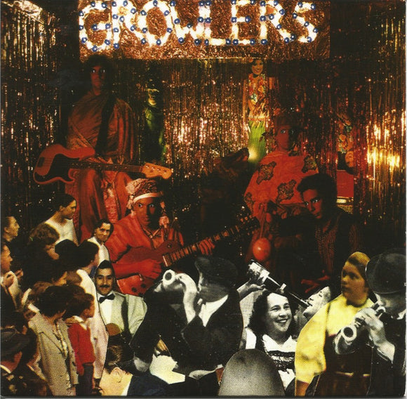 THE GROWLERS - ARE YOU IN OR OUT LP
