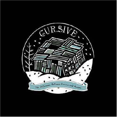 CURSIVE - THE DIFFERENCE BETWEEN HOUSE... LP