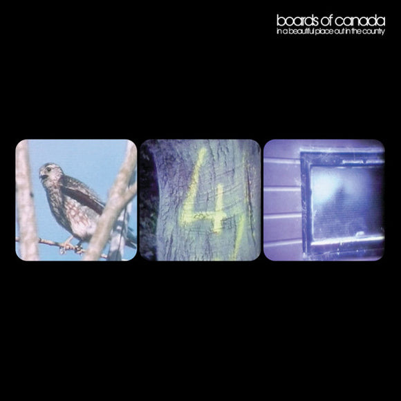 BOARDS OF CANADA - IN A BEAUTIFUL PLACE OUT IN THE COUNTRY Vinyl 12