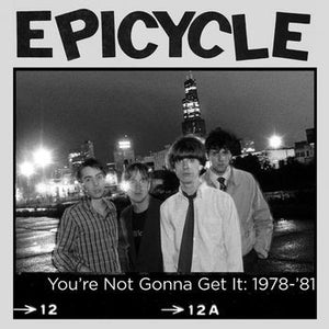EPICYCLE - YOURE NOT GONNA LP