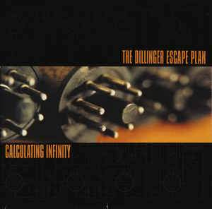DILLINGER ESCAPE PLAN - CALCULATING INFINITY Vinyl LP