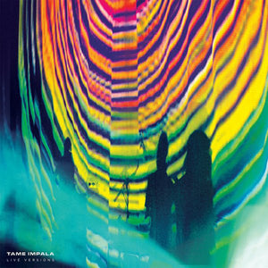 TAME IMPALA - LIVE VERSIONS Vinyl LP