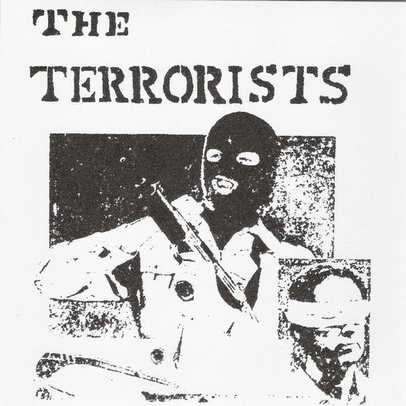 TERRORISTS, THE - CRAZY LIFE Vinyl 7