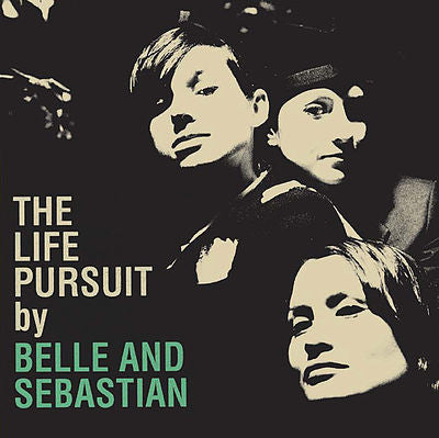 BELLE & SEBASTIAN - THE LIFE PURSUIT LP