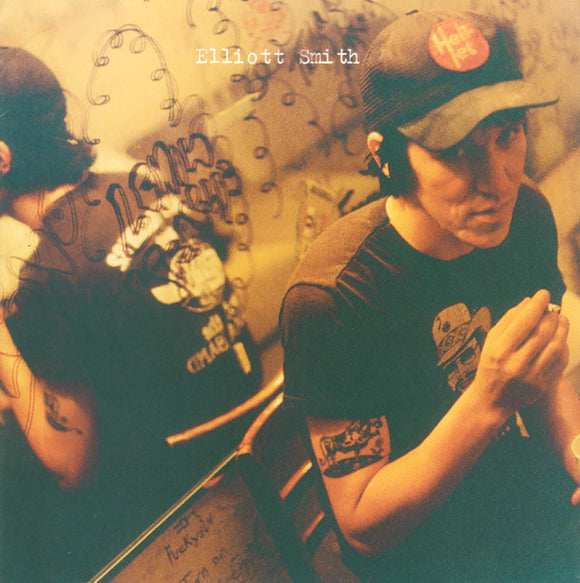 ELLIOT SMITH - EITHER / OR LP