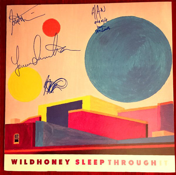 WILDHONEY - SLEEP THROUGH IT LP