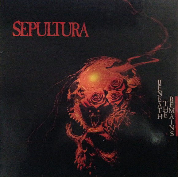 SEPULTURA - BENEATH THE REMAINS - DELUXE Vinyl 2xLP