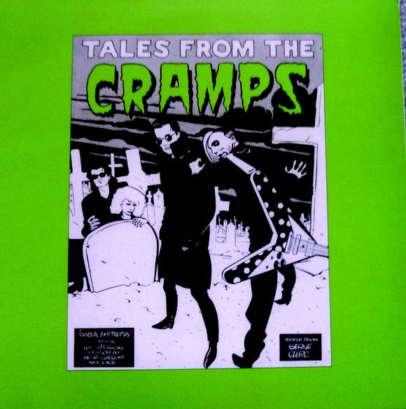 CRAMPS - TALES FROM THE CRAMPS Vol.1  Vinyl LP