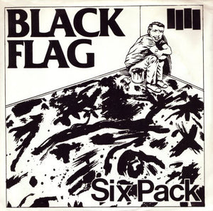 BLACK FLAG - SIX PACK 12""