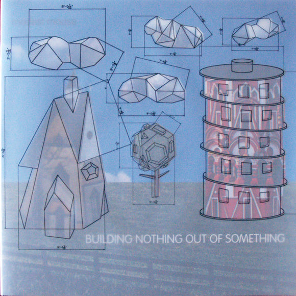 MODEST MOUSE - BUILDING NOTHING OUT OF SOMETHING Vinyl LP