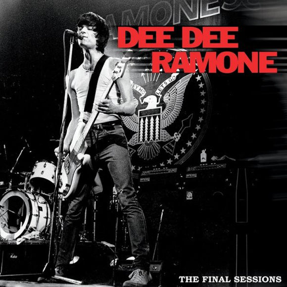 DEE DEE RAMONE - THE FINAL SEESIONS 12