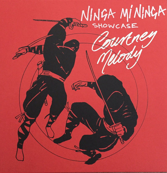 COURTNEY MELODY - NINJA MI NINJA LP